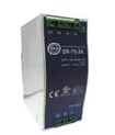 DIN Rail Power Supplies DIN Rail Power Supply, 75W/3.2A @ 24VDC output with universal 85~264 VAC input