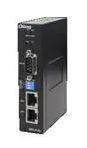 Servers DIN Rail 1x RS232/422/485 to 2x 10/100TX Device Server