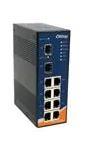 Ethernet Modules Rugged 8x 10/100TX (RJ-45) + 2x 100/1000 (SFP)
