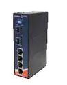 Ethernet Modules Slim Type 4 x 10/100/1000TX (RJ-45) PoE+, + 2 x 100/1000Base-X SFP slot