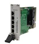 Ethernet Modules Rugged 12x 10/100/1000T RJ45 connectors (backplane type) cPCI switch card