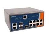 Ethernet Modules Rugged 7x 10/100TX (RJ-45) + 2 x Gigabit Combo ports with power supply built-in
