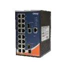 Ethernet Modules Rugged 16x 10/100TX (RJ-45) + 2x 100/1000 Combo (SFP/RJ-45)