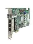 Ethernet Modules UPCIe bus 3x 10/100/1000TX (RJ-45) + 1 x 100/1000X SFP slot Ethernet Switch Card