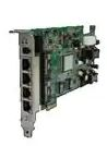 Ethernet Modules UPCIe bus 4x 10/100/1000TX (RJ-45) Ethernet Switch Card with PoE (82.3AT standard)