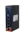 Ethernet Modules Slim Type 4 x 10/100/1000TX (RJ-45) PoE+, + 1 x 10/100/1000 RJ-45 and 1 x 1000Base-X SFP slot