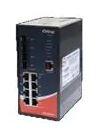 Ethernet Modules Rugged 8x 10/100/1000TX (RJ-45) + 4x 100/1000(SFP)