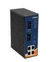 Ethernet Modules Rugged 4x 10/100TX (RJ-45) PoE@25Watts + 2x 100FX (Multi-Mode / SC)