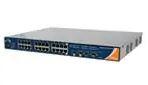 Ethernet Modules Rack-mount 22x PoE+ 10/100/1000TX (RJ-45) + 2x 1000 (SFP) + 2x Gigabit Combo