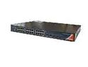 Ethernet Modules Rack-mount 24x 10/100/1000TX (RJ-45) + 4x 1000 (SFP) with US type power cable