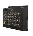 Ethernet Modules EN50155 IP40 16x 10/100TX (M12) + 2x 10/100/1000TX (M12) with HW Bypass feature