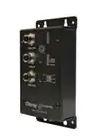 Ethernet Modules EN50155 Industrial 1×10/100/1000Base-T(X) PoE Splitter with 12V output