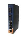 Ethernet Modules Slim Type 4x 10/100TX (RJ-45) + 2x 100FX (Multi-mode / SC)